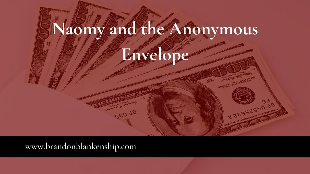 Naomy and the Anonymous Envelope