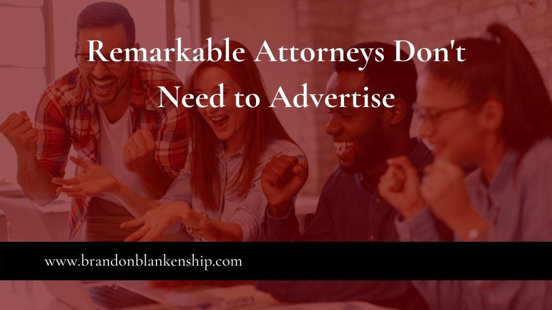 remarkable attorneys celebrating